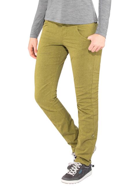 E9 Flower Water - Pantalon Femme - vert